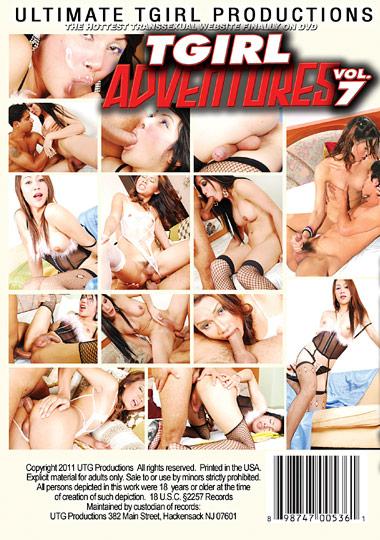 T-Girl Adventures 7 (2012)