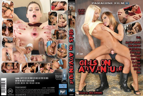 Girls On Adventure DVDRip