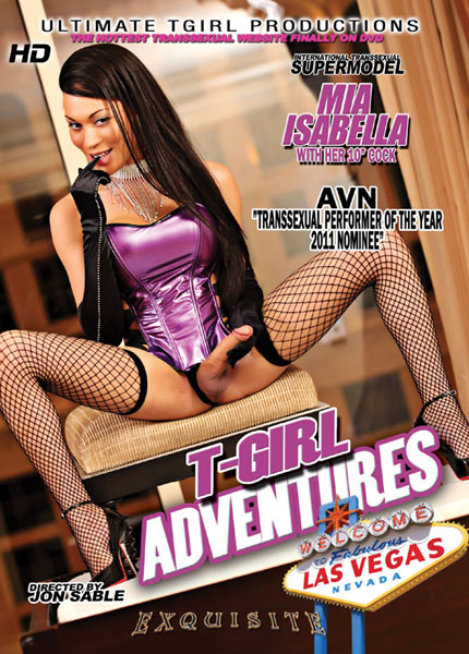 T-Girl Adventures Las Vegas (2011)