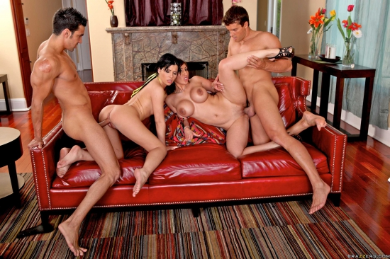 Something rebeca linares and alexis breeze