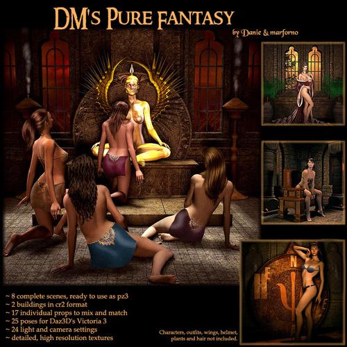 DM's Pure Fantasy