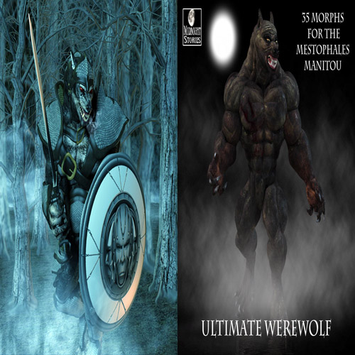 Manitou - Ultimate Werewolf