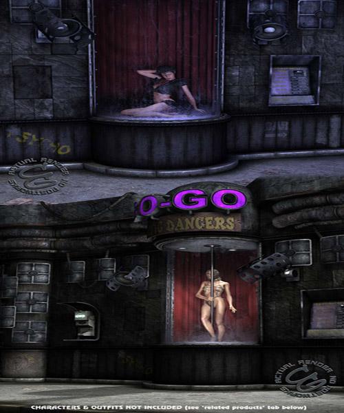 Go-Go Booth