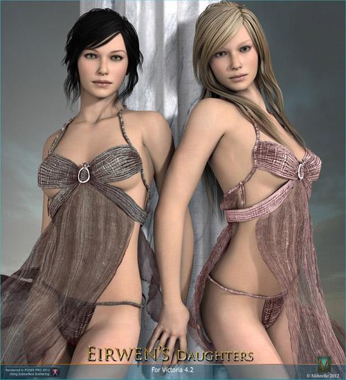 MRL Eirwen's Daughters