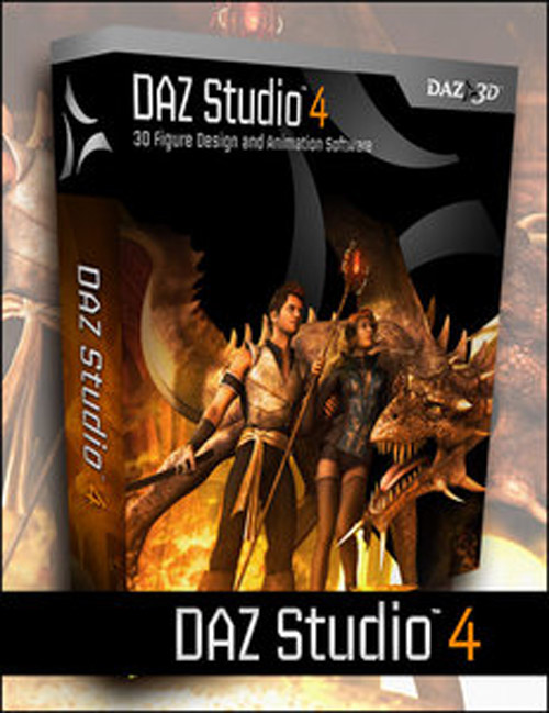 DAZ Studio Pro 4.0.3.47 (x86/x64) incl Key
