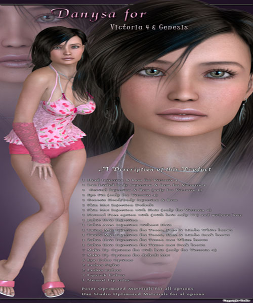VH Danysa for Victoria 4 & Genesis