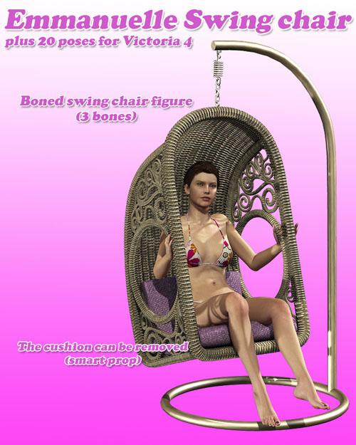 Emmanuelle Swing chair