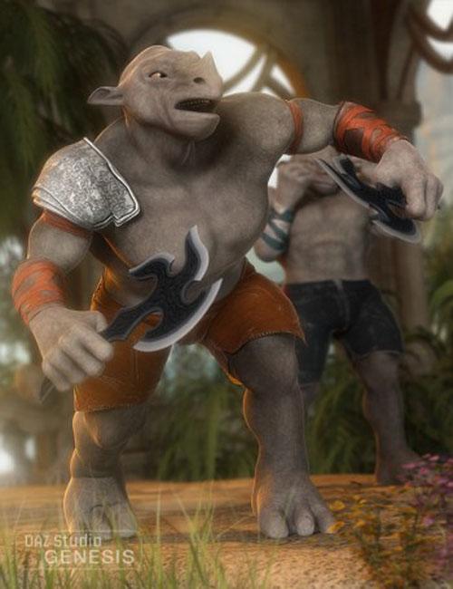 The Rhinoman