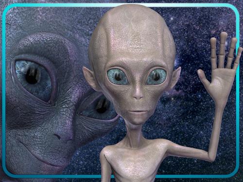 Alien for Gosha