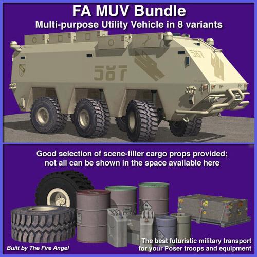 FA MUV Bundle