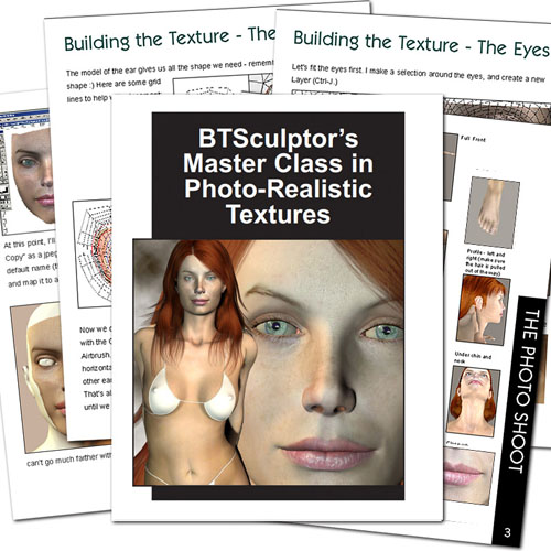 Photo Realistic Texture Tutorial - Complete