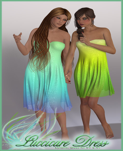 HZ-Luccicare Dress for V4/A4
