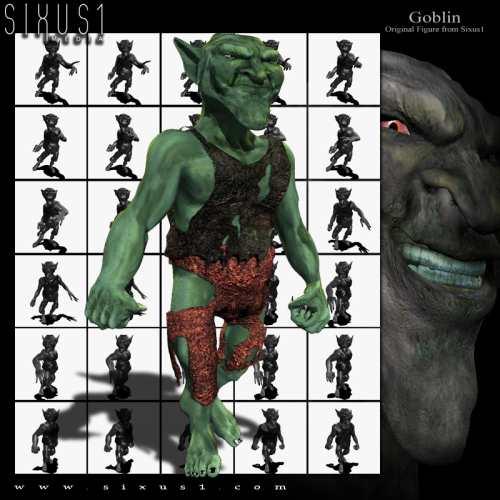 Goblin from Sixus1
