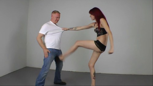 Ballbusting 02 Female Domination