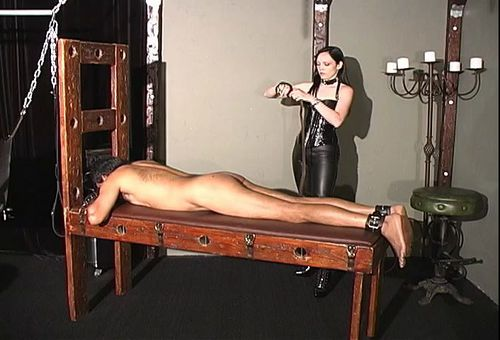 Strapping Female Domination