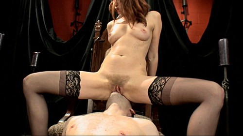 Maitresse Madeline And Mirko Female Domination