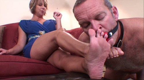 Dirty Mouth Female Domination
