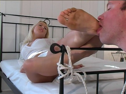 Foot Slavery Female Domination