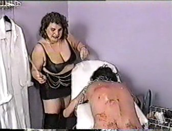 Madding Pain Female Domination