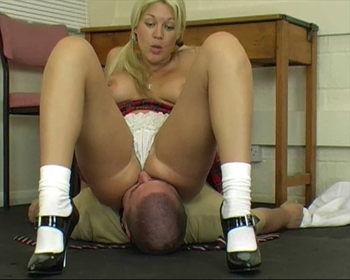 Over The Top Female Domination