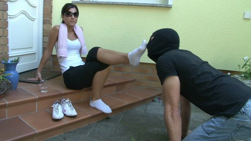 After Gym Fee Female Domination