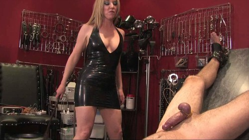 Cbt Extreme Sidona Female Domination