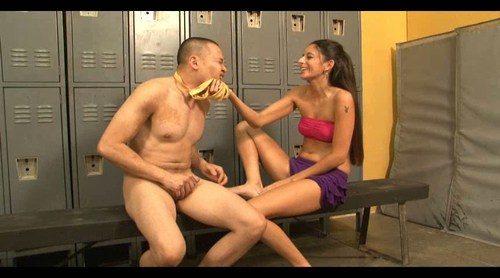 The Girl Locker Room Female Domination