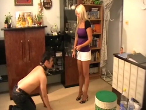 Dog Training Female Domination