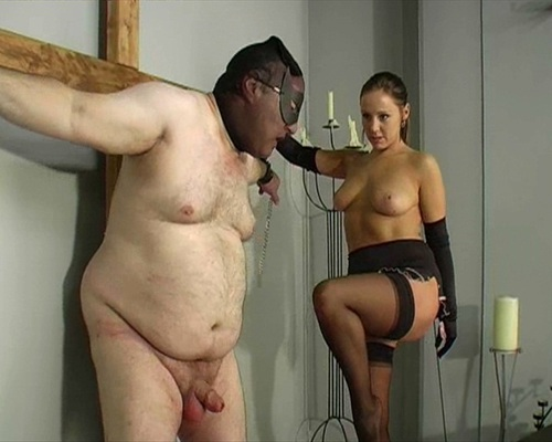 Pathetic Balls Female Domination