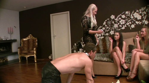 Slave Introduction Female Domination