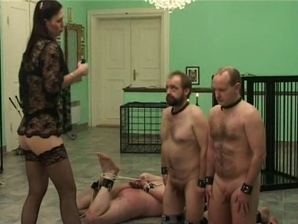 Training Of Feet Slave Female Domination