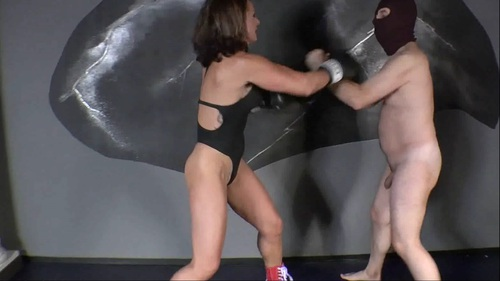 Ball Kick Boxing Female Domination