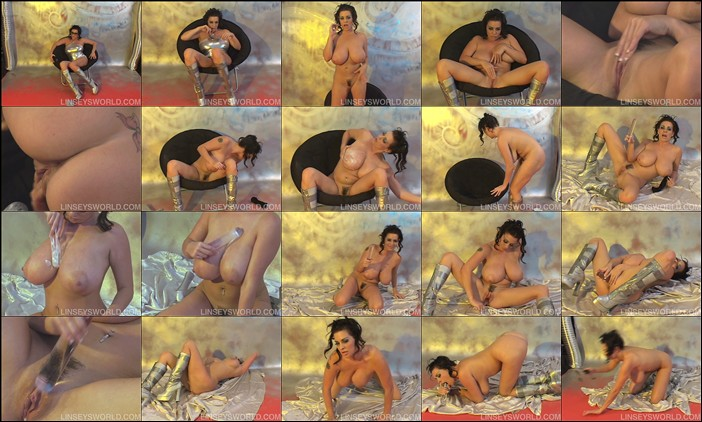 Linsey Dawn McKenzie - Space Boobs