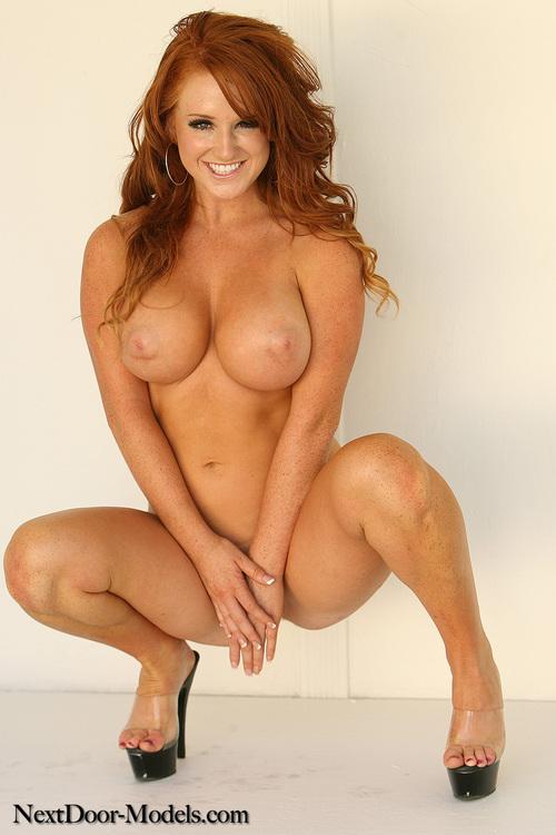 Hot redhead freeones