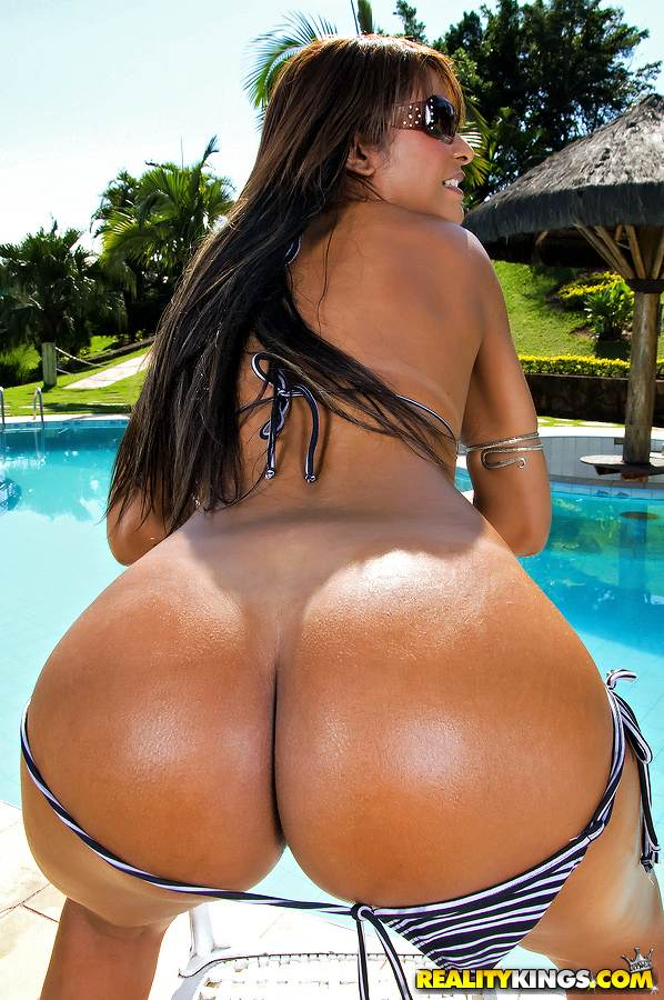Not simple big ass brazilian woman