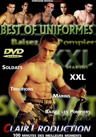 Best Of Uniformes Cover