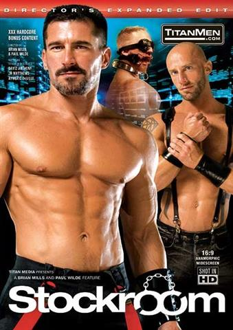 TitanMen - Stockroom Cover