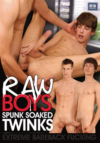 Spunk Soaked Twinks Cover