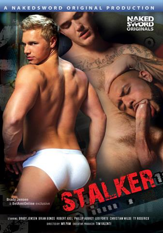 [Naked Sword] Stalker (2012) Cover