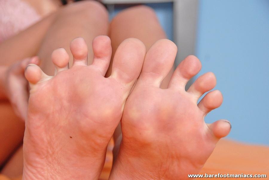 alyssa branch pajas con los pies
