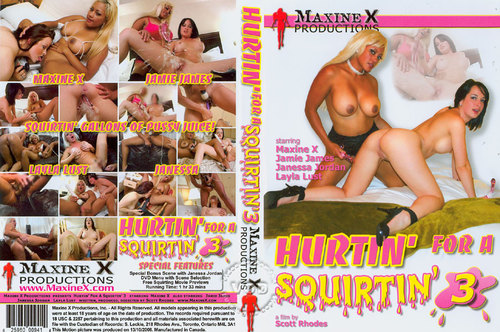 Hurtin For A Squirtin 3 Cover