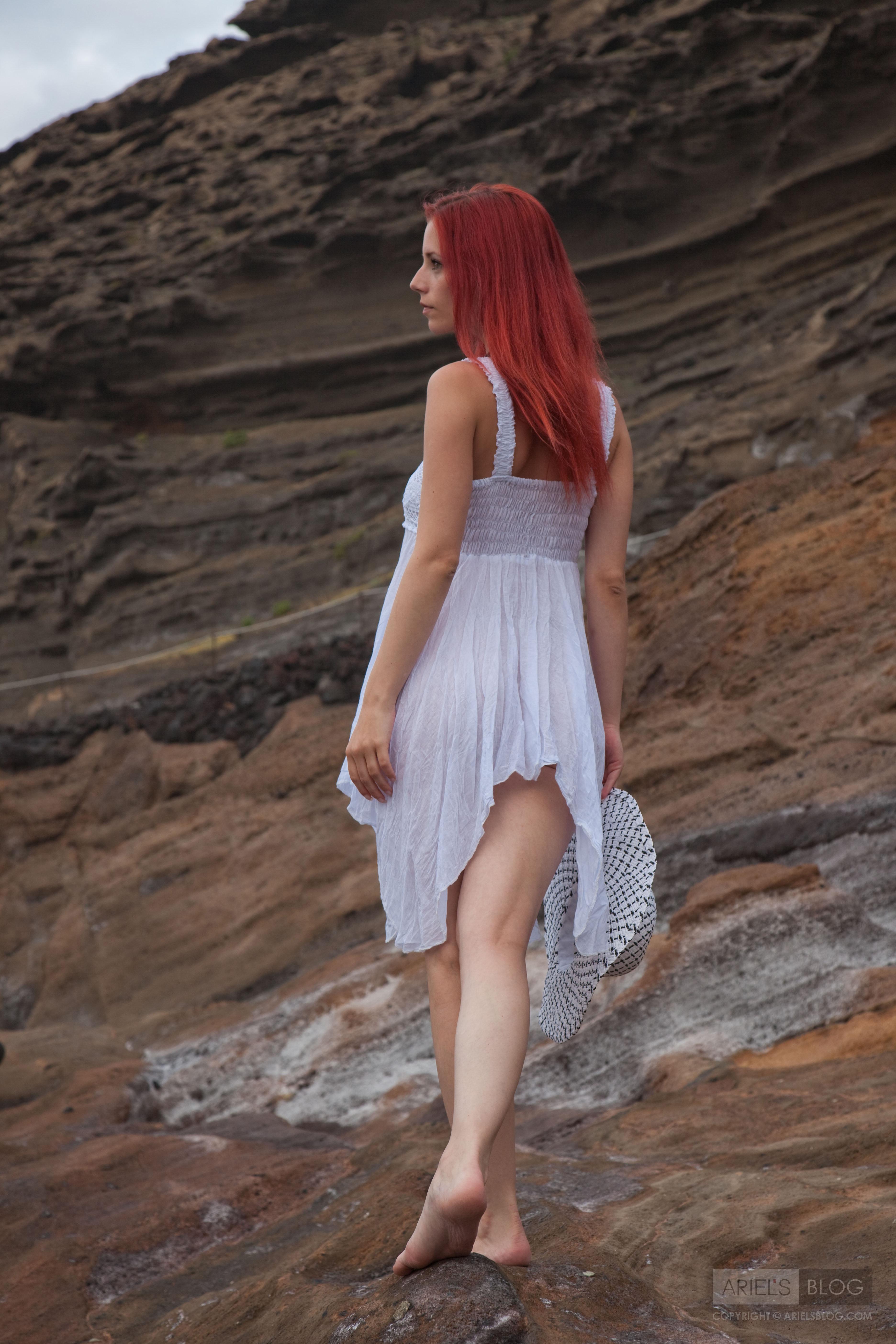 Exclusivo para P! Ariel como nunca antes la viste. Imperdibl
