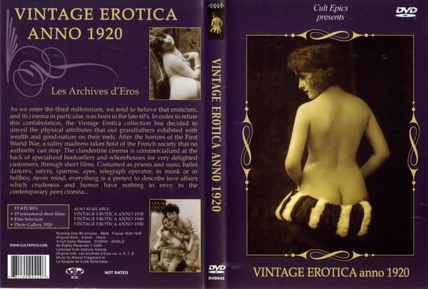 Vintage erotica anno 1920 2