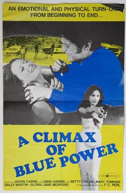 A Climax of Blue Power (1976)  Cover