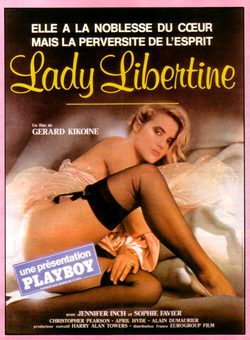 Lady Libertine (1983) Cover
