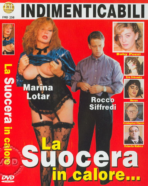 La Suocera In Calore (1991)  Cover
