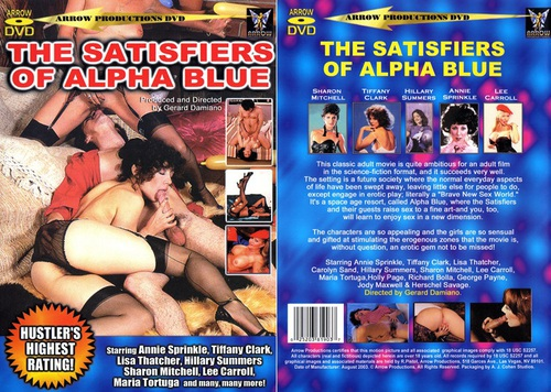 The satisfiers of alpha blue 1 4