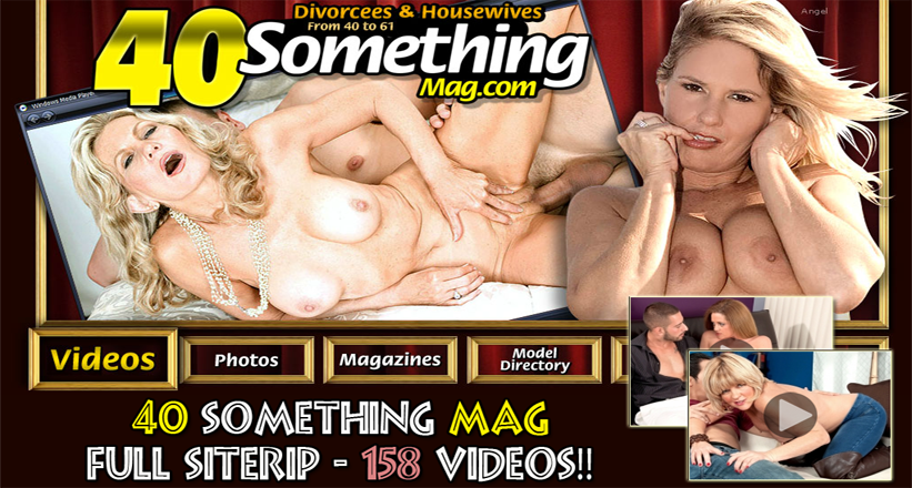 COVER 40SomethingMag   Full Siterip   2010 2012