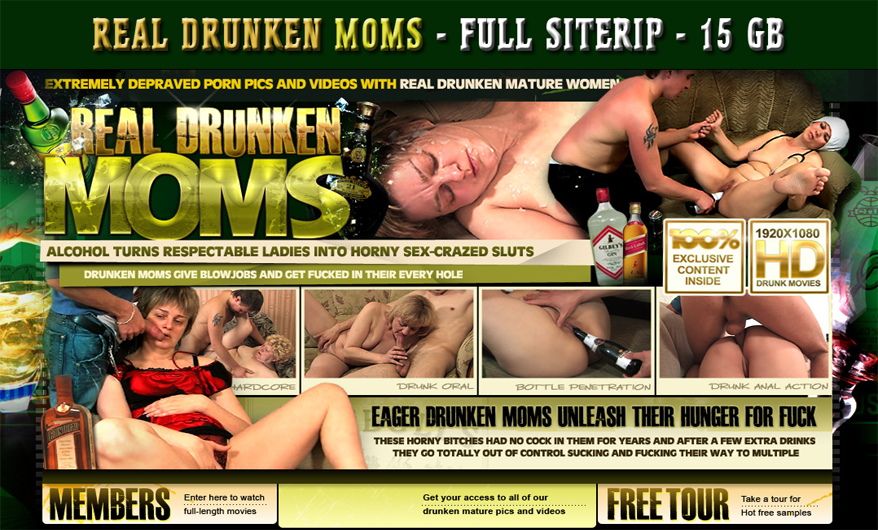 COVER1 RealDrunkenMoms   Full Siterip (15 GB)