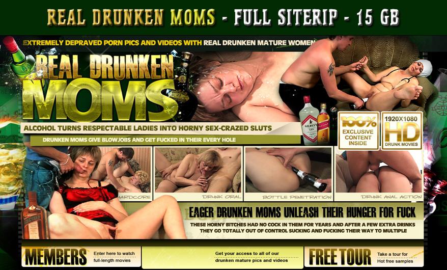 COVER1 RealDrunkenMoms   Full Siterip (15 GB)